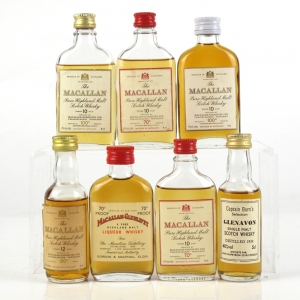 Macallan Miniatures Selection 7 x 5cl