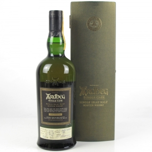 Ardbeg 1972 Single Cask 31 Year Old #2780 Ping No.1