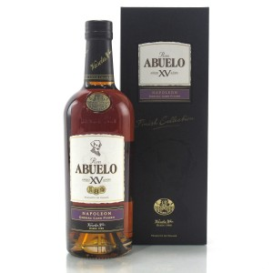 Ron Abuelo 15 Year Old Rum / Cognac Cask Finish