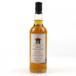 Invergordon 1973 Whisky Broker 43 Year Old