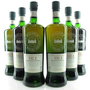 Karuizawa SMWS 132 Collection / 6 x 70cl