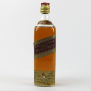 Johnnie Walker Red Label 1980s