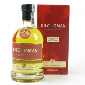 Kilchoman 2008 Single Cask M&P Poland