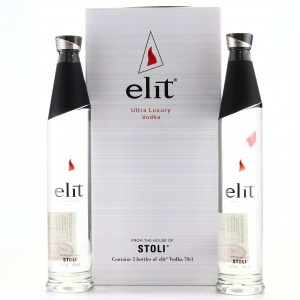 Elit Ultra Luxury Vodka 2 x 70cl