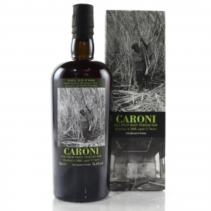 Caroni 2000 Single Cask 17 Year Old #R4008 Full Proof / TWE