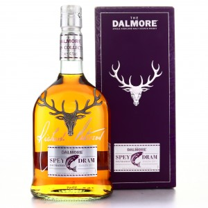 Dalmore Spey Dram / 2011 Season - Signed by Richard Paterson