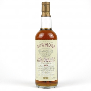 Bowmore 1973 Vintage / Oddbins Exclusive