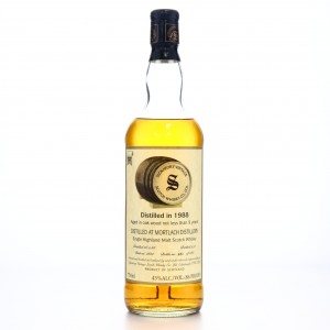 Mortlach 1988 Signatory Vintage 9 Year Old 75cl / US Import
