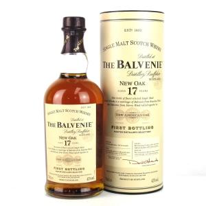 Balvenie 17 Year Old New Oak