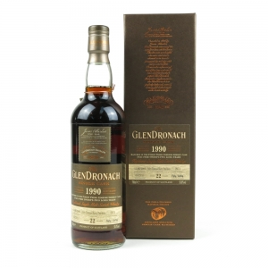 Glendronach 1990 22 Year Old Single Cask #2971