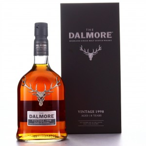 Dalmore 1998 18 Year Old / Port Vintages