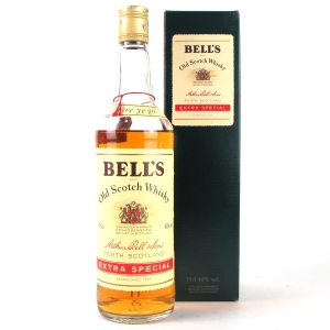 Bell's Extra Special 1980s