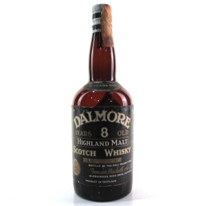Dalmore 8 Year Old 1950s/1960s