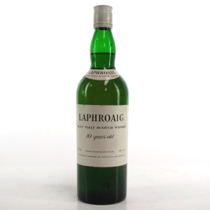 Laphroaig 10 Year Old Circa 1968-1969