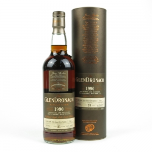 Glendronach 1990 Single Cask #1240 23 Year Old