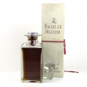 Macallan 1962 / The Macallan Decanter 25 Year Old