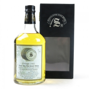 Bowmore 1982 Signatory Vintage 22 Year Old