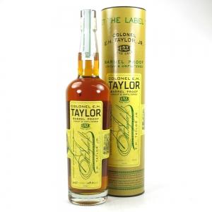 Colonel E.H Taylor Barrel Proof