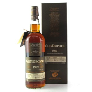 Glendronach 1992 Single Cask 25 Year Old #127