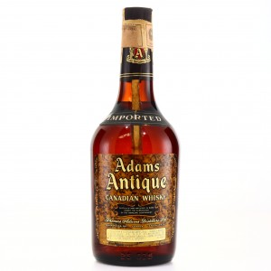 Adams Antique Canadian Whisky1980s