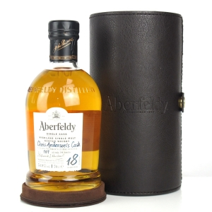 Aberfeldy Chris Anderson's Cask 18 Year Old​