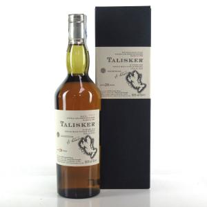 Talisker 1982 Cask Strength 20 Year Old