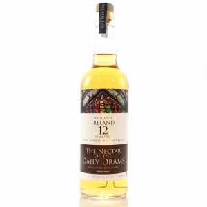 Irish Single Malt 2002 The Nectar of the Daily Drams 12 Year Old