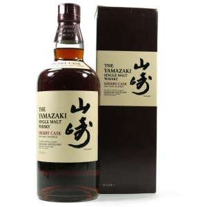 Yamazaki Sherry Cask 2009 / First Release front