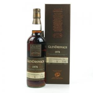 Glendronach 1978 Single Cask 31 Year Old #1040