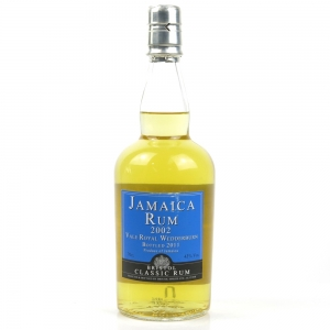 Long Pond 2002 Vale Royal Wedderburn Jamaican Rum