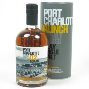 Port Charlotte Valinch Exploration Cask #02 / Gorag Front