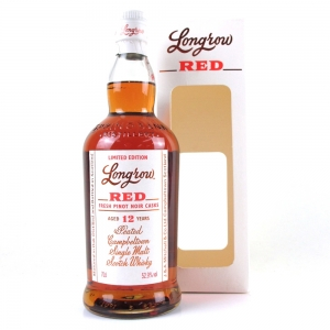 Longrow 'Red' 12 Year Old Pinot Noir