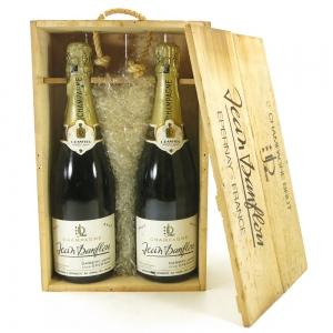 Jean Dunflon Champagne 2 x 75cl