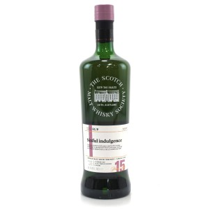 Bushmills 2002 SMWS 15 Year Old 51.9