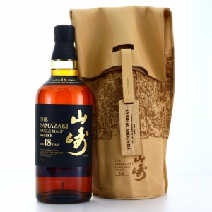 Yamazaki 18 Year Old Bill Amberg Limited Edition