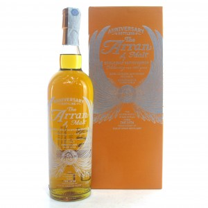 Arran 1999 15th Anniversary Bottling