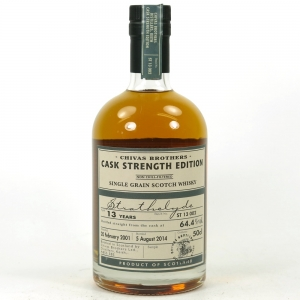 Strathclyde 2001 Cask Strength 13 Year Old Batch #002