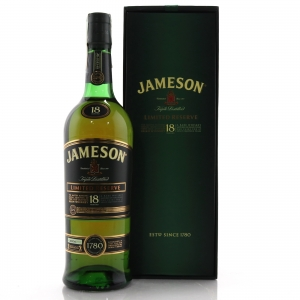 Jameson 18 Year Old Limited Reserve