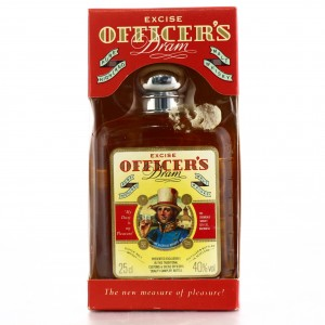 Excise Officer's Dram 25cl