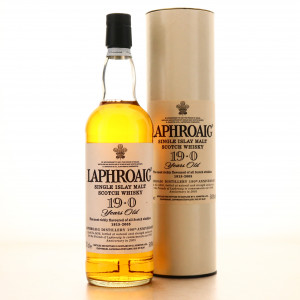 Laphroaig 19 Year Old '19.0' Single Cask / 190th Anniversary