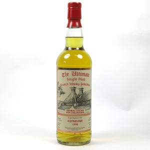 Clynelish 1990 The Ultimate 17 Year Old Front