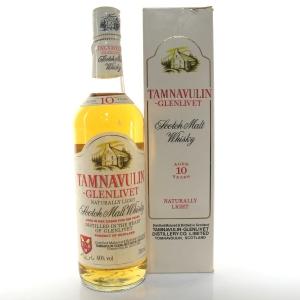 Tamnavulin 10 Year Old 1980s