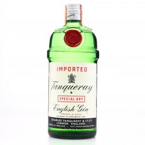 Tanqueray Special Dry English Gin circa 1970s