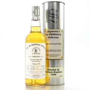 Mortlach 1989 Signatory Vintage 14 Year Old