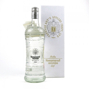 Faberge Art's Applied Craft Imperial Collection Super Premium Vodka