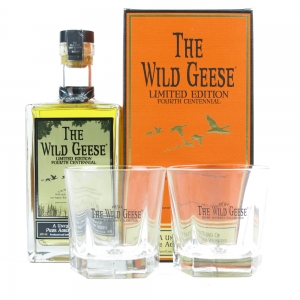 The Wild Geese Irish Blend / Includes 2 x Glasses