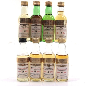 Douglas Laing Miniature Selection 8 x 5cl