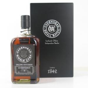 Auchentoshan 1999 Cadenhead's 18 Year Old / Whiskyfair Takao 2017