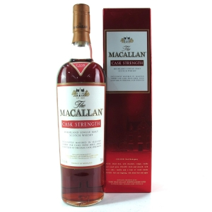 Macallan 10 Year Old Cask Strength 75cl / US Import