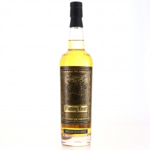 Compass Box Flaming Heart 2012 Limited Edition